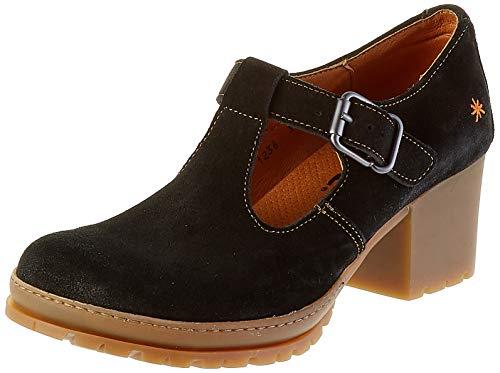 Art Candem, Zapatos de tacón con Punta Cerrada Mujer, Negro (Black Black), 39 EU