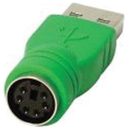 Wired-Up – Cable PS2 Hembra A USB-A Macho Adaptador De Teclado
