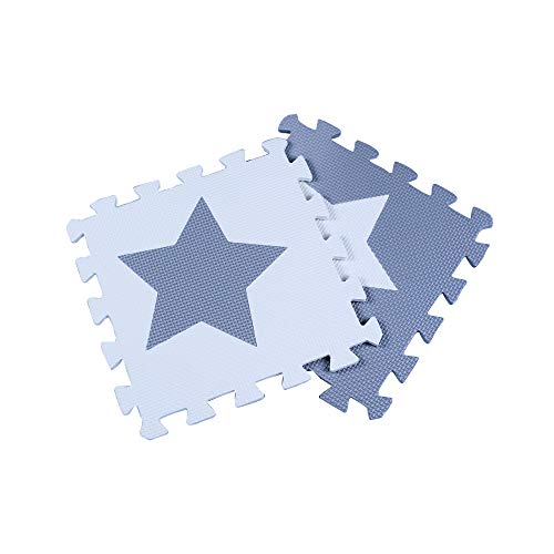 Bunt Ineinandergreifend Kinder Puzzle Spielmatte Schaum Fliesen Faltbar Extra