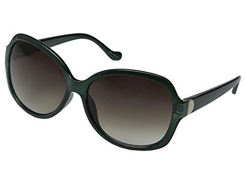 Ivanka Trump Women's 043-86 Green Sunglasses