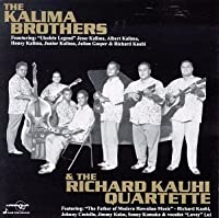 Vintage Hawaiian Legends 1 by Kalima Brothers (2000-09-06)