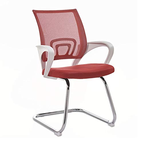 C-J-Xin - Silla de oficina simple, silla Lazy estudiantes, silla, silla de ordenador presidente de libros, 48 x 48 x 93 cm, taburete decorativo 48*48**93cm H