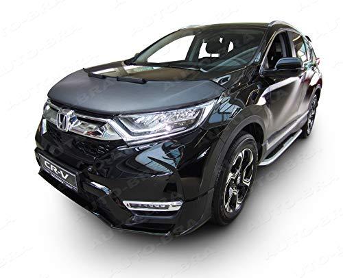 Auto-Bra AB3-00445 kompatibel mit Honda CR-V CRV 5. Generation Bj. ab 2018 Haubenbra Steinschlagschutz Tuning Bonnet Bra