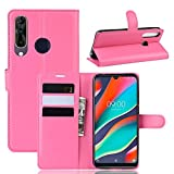 Lapinette Wallet Case for Wiko View 3 Pro Pink