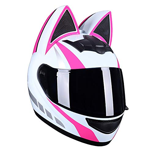 CFmoshu Allround Helmets Casco De Moto Integral ECE Homologado para Patinete Electrico...
