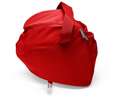 Stokke Xplory Stroller Shopping Bag, Red