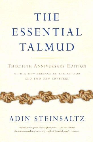The Essential Talmud (English Edition)