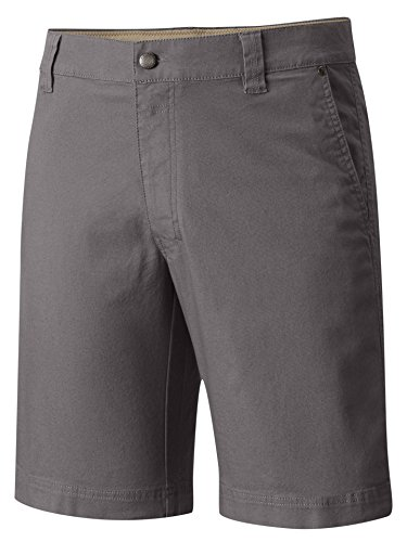 Columbia Men's Flex ROC Comfort Stretch Casual Short, Boulder, 34x10