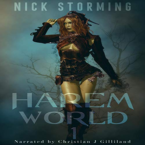 Harem World, Book One  By  cover art