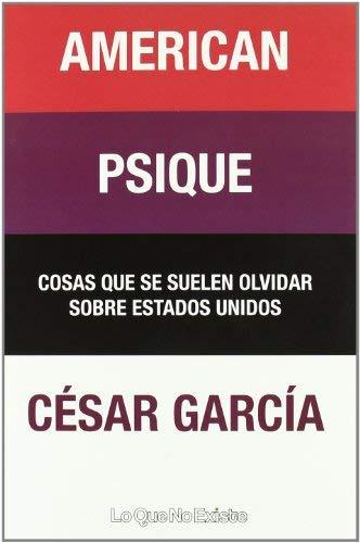 American Psique by CESAR GARCIA (1900-01-01)