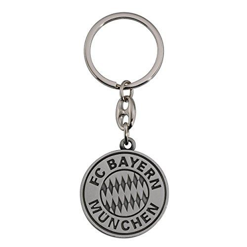 Bayern MÜNCHEN kompatibel Schlüsselanhänger Logo + Sticker München Forever, Keychains/Porte-clés/llaveros/Anhänger