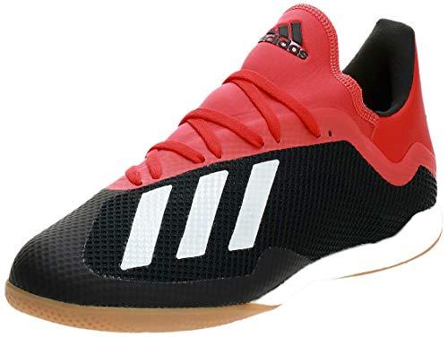 adidas Herren X 18.3 In Fußballschuhe, Mehrfarbig (Negbás/Casbla/Rojact 000), 44 2/3 EU