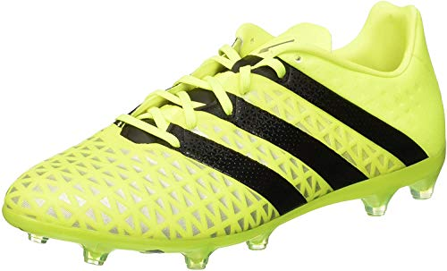 adidas Ace 16.2 Fg, Scarpe da Calcio Uomo, Multicolore (Syello/Cblack/Silvmt), 44 EU