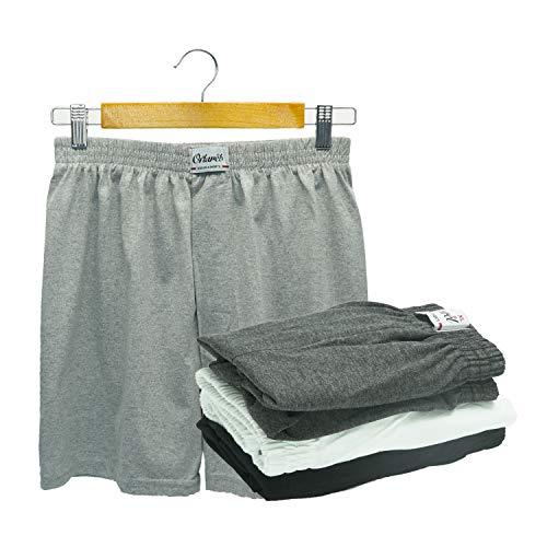 Difa Fit Calzoncillos Hombre Bóxer de algodón 100%, Boxershorts Classic, Bóxers para Hombres (XXL, Pack de 3 - Multicolor2)
