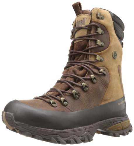 Bushnell Men's Sierra Hi-M, Dark Brown, 12 M US