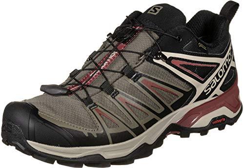 Salomon X Ultra 3 GTX Chaussures basses de trekking et de randonnée pour homme Noir - - Graphite Night Sky Hawaiian Surf., 10