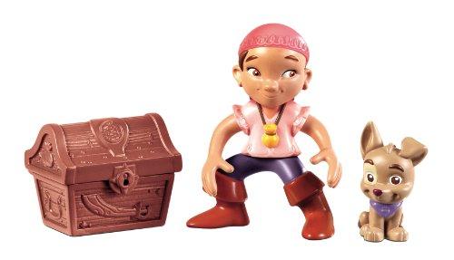 Jake y los Piratas - Figura de acción, Izzy y Patch (Mattel Y2260)