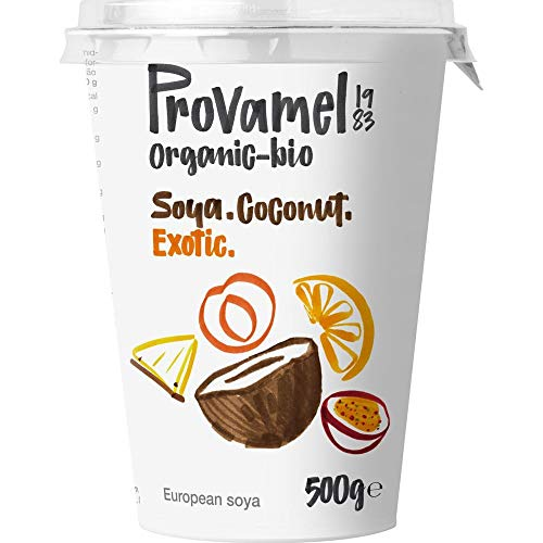 Provamel Bio Provamel Bio Joghurtalternative Soja-Kokos Exotic (6 x 500 gr)