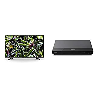 Sony BRAVIA KD55XG70 55-inch LED 4K HDR Ultra HD Smart TV - Black + Sony UBP-X500 4K Ultra HD Blu-Ray Disc Player, Black (B07QJGM1RP) | Amazon price tracker / tracking, Amazon price history charts, Amazon price watches, Amazon price drop alerts