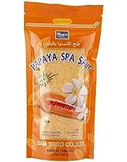 Papaya Spa Bath Salt by Yoko With Papaya Extracts - 300 gm