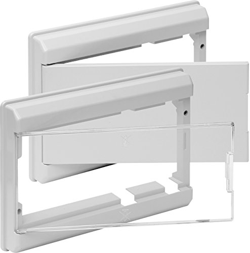 SOLERA 5204B Marco y Puerta para Caja de Distribución