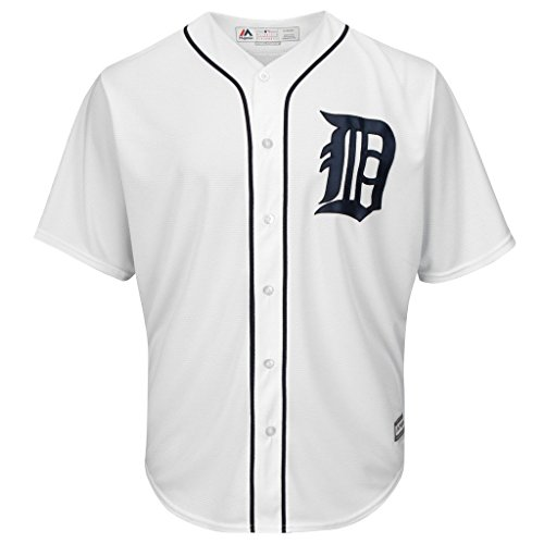 Majestic Detroit Tigers Cool Base MLB Trikot Home S