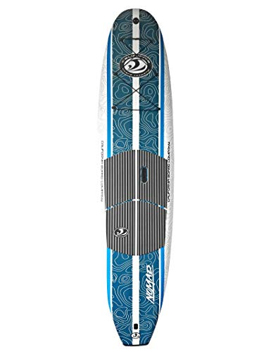 Best Price CBC Nomad 10'6 Stand Up Paddle Board Pkg w/Paddle, Traction Pad, and Tri-Fin System
