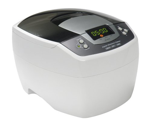 iSonic P4810 Commercial Ultrasonic Cleaner, 2.1Qt/2L, 110V for Brass, Gun Parts, Carburetor Cleaning