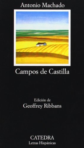 Campos De Castilla: Campos De Castilla (Letras Hispanicas / Hispanic Writings) by Machado (2005-12-01)