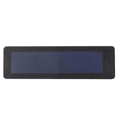 Panel solar portátil de 2 V / 0,5 W, placa de carga...
