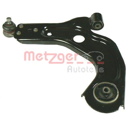 Metzger 58041101 stuur, wielophanging