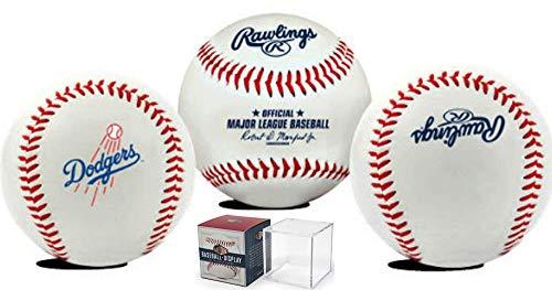 Rawling S - MLB - Pelota de béisbol de LA Dodgers (28,2 cm)