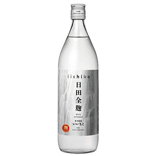 三和酒類 いいちこ 日田全麹 麦 25度 瓶 900ml  [大分県]