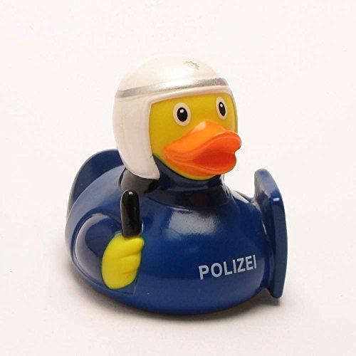 Lilalu 8/x 8/cm//50/g Sammler und Polizist Rubber Duck Baby Badespielzeug
