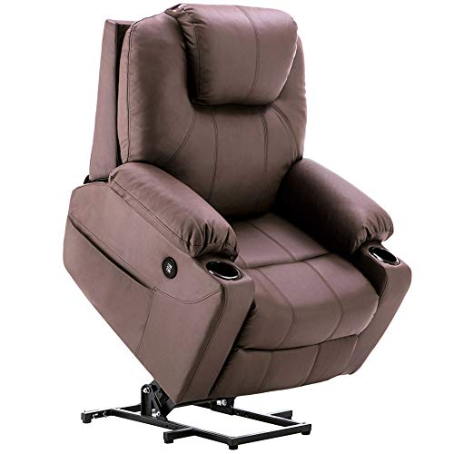Our #2 Pick is the Mcombo Electric Power Lift Recliner Chair Sofa