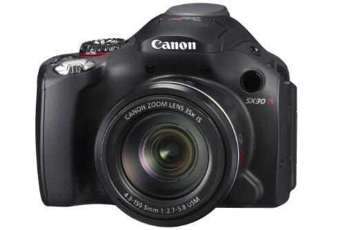 Canon デジタルカメラ PowerShot SX30 IS PSSX30IS 1410万画素 光学35倍ズーム 広角24mm 2.7型バリアングル液晶