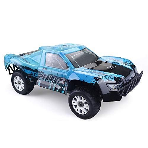DBXMFZW 08428-V2 1/8 Scale Off-Road Control Remoto Coche 4WD Camión sin escobilla eléctrica 90km / H Alta Velocidad RC RC Vehículos para niños RC Modelo de Coche Regalos para niños y niñas, RTR