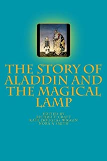 The Story of Aladdin and the Magical Lamp