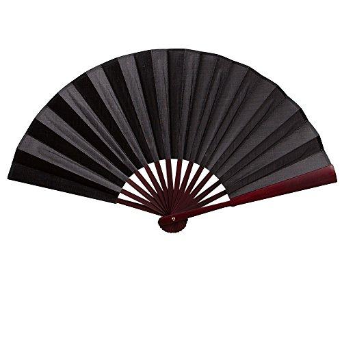 Dorical Vintage Handfächer, Imitation Seide Faltbarer Fächer Chinesische Blumenspitze Unisex Hochzeit Tanzparty Fan
