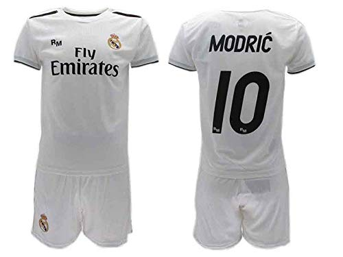 Unisex Adulto 3s Polo Oficial Real Madrid Temporada 2020//21