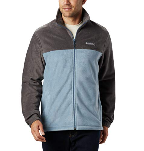 Columbia Herren Fleecejacke Steens Mountain Full Zip 2.0 Fleecejacke, Shark, Mountain, M, 1476671