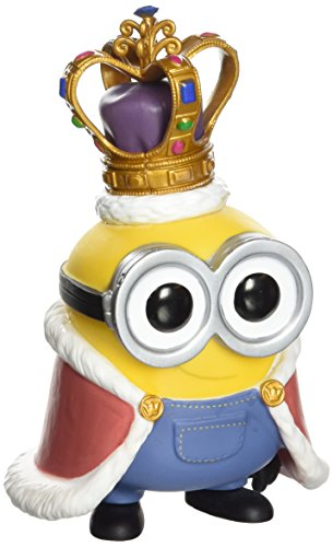 Minions: King Bob Minion Figur POP - Despicable Me 2