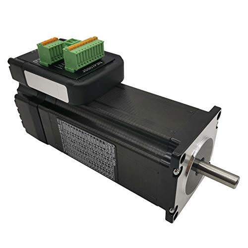 Fxhan Closed Loop Motor Stepper Integrated Digital for Robots Cutting Marking CNC Router Graving Machine JSS57P3N