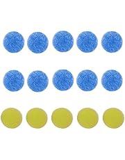 アーランド バスポンプ用 ゴミ取りフィルター抗菌 防カビ 仕様 10回分 (スポンジフィルター5枚+抗菌防カビフィルター10枚) G-23-10