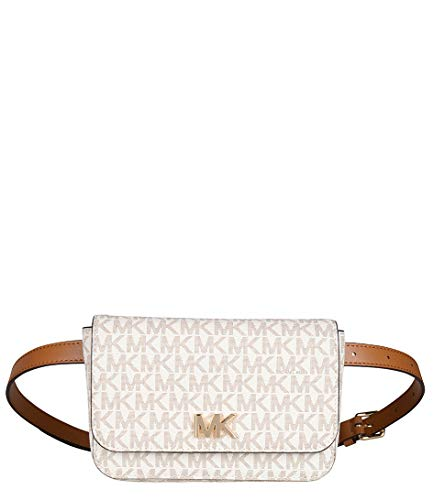 Michael Kors Damen Mott BELT BAG, Vanilla/Acrn, S