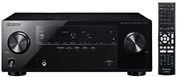 Pioneer VSX-521-K 5.1 Home Theater Receiver Glossy Black Discontinued by Manufacturer