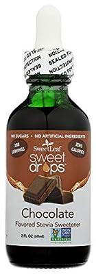 Sweetleaf Stevia Liquid