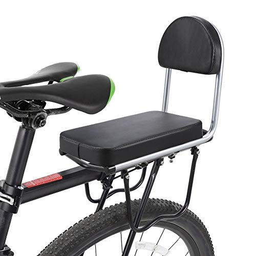 Find Discount Jinqiuyuan Bike Rear Seat Kid Bicycle Bike Rear Handrail Armrest Child Carrier Bike Ba...