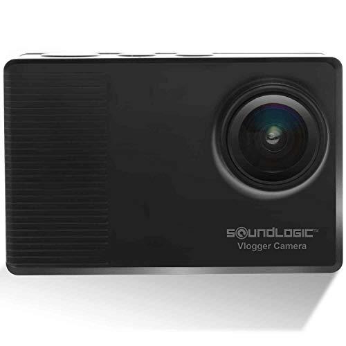 Soundlogic Vlog- Kamera Blogger Kamera LCD Bildschirm