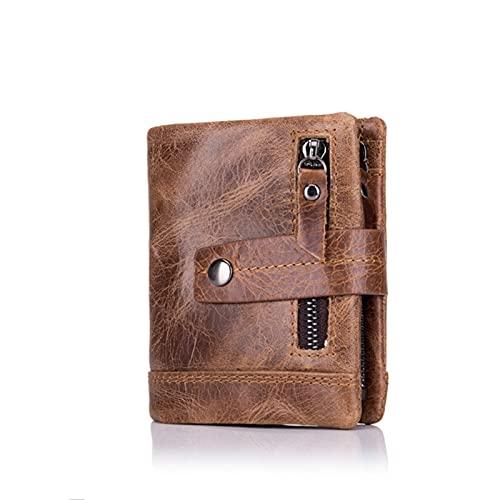 cartera con monedero para hombre fabricante